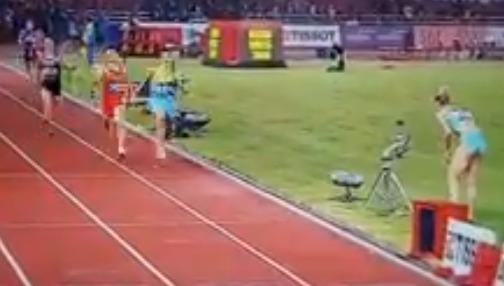 【動画】陸上1600メートル混合リレー:アジア競技大会(2020東京五輪で初採用)