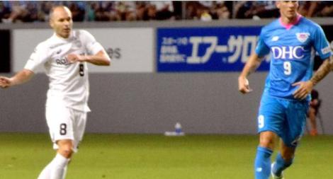 【動画】サガン鳥栖トーレスが天皇杯で日本初ゴール!イニエスタも