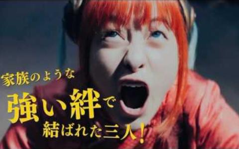 【動画】銀魂2で噂の橋本環奈の全力・強烈な変顔の画像と動画
