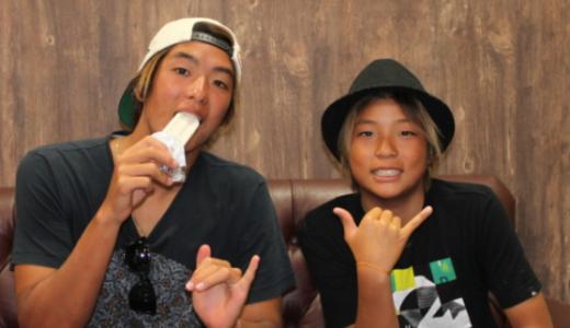 五十嵐カノアの弟も成績がすごい!兄にそっくりのイケメン【画像】